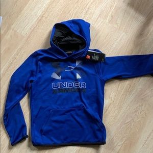 Brand new Youth Under Armour Sweatshirt